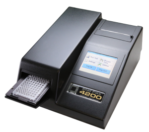 Awareness Technology Stat Fax 4200 Stand-alone ELISA microplate reader